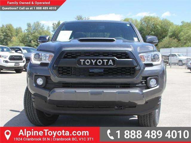 2018 Toyota Tacoma SR5 (Stk: X035839) in Cranbrook - Image 7 of 17