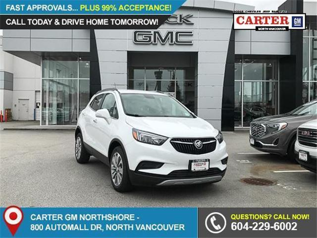 2018 Buick Encore Preferred (Stk: 8K91110) in North Vancouver - Image 1 of 7
