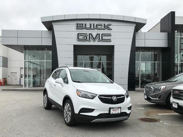 2018 Buick Encore Preferred (Stk: 8K91110) in Vancouver - Image 2 of 7