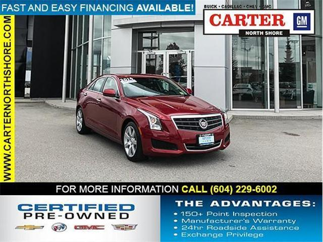 2014 Cadillac ATS 2.5L (Stk: 970800) in Vancouver - Image 1 of 26