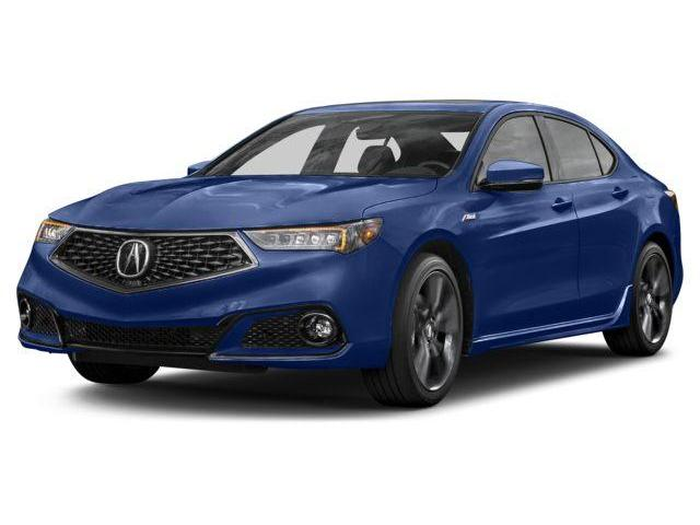2019 Acura TLX Tech A-Spec (Stk: K800333SHOWROOM) in Brampton - Image 1 of 3