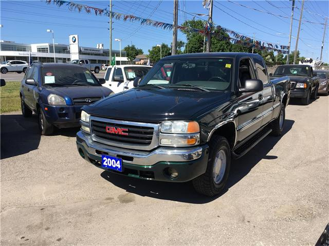2004 GMC Sierra 1500 SLT Ext. Cab Long Bed 4WD (Stk: P3473) in Newmarket - Image 1 of 22