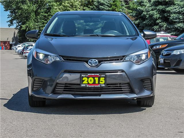 2015 Toyota Corolla  (Stk: 80479A) in Whitby - Image 2 of 17