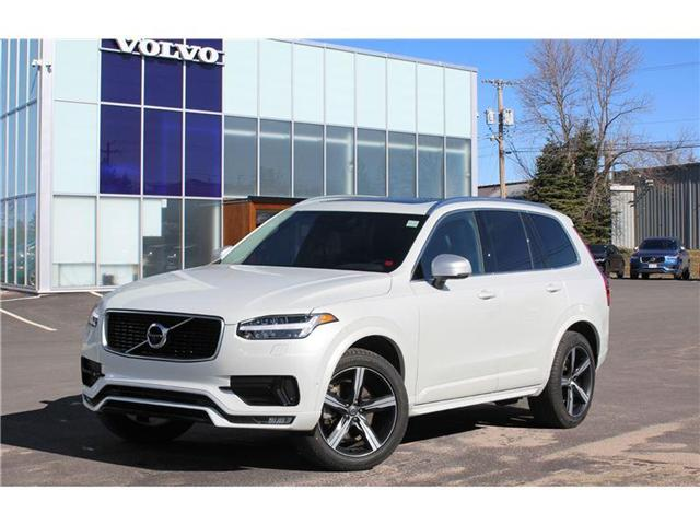 2018 Volvo XC90 T6 R-Design (Stk: V180180A) in Fredericton - Image 1 of 30