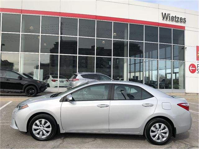 2015 Toyota Corolla  (Stk: U1584A) in Vaughan - Image 2 of 21