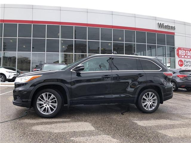 2016 Toyota Highlander XLE (Stk: 65965A) in Vaughan - Image 2 of 23
