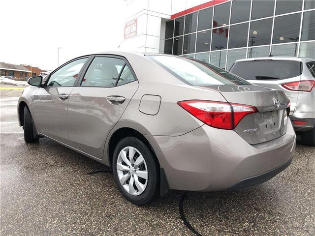 2015 Toyota Corolla LE (Stk: U1646) in Vaughan - Image 3 of 19