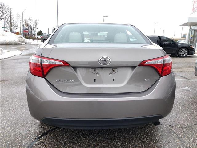 2015 Toyota Corolla LE (Stk: U1646) in Vaughan - Image 4 of 19