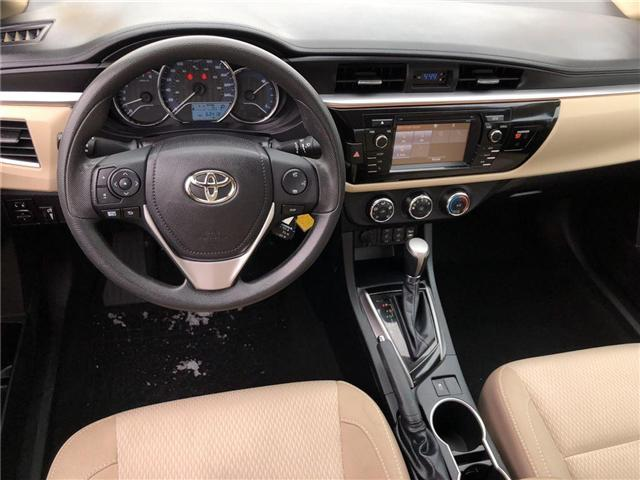 2015 Toyota Corolla LE (Stk: U1646) in Vaughan - Image 14 of 19