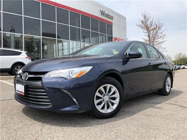 2015 Toyota Camry LE (Stk: U1738) in Vaughan - Image 1 of 20