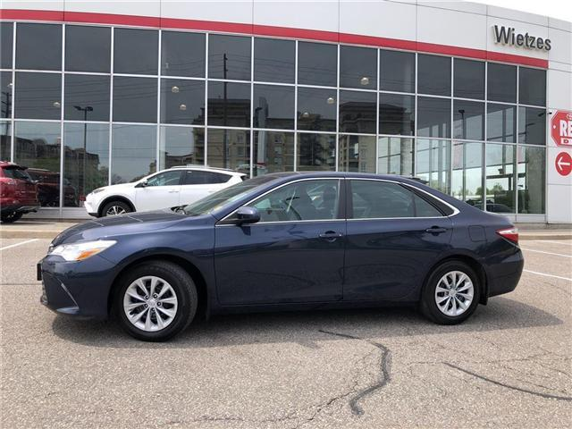 2015 Toyota Camry LE (Stk: U1738) in Vaughan - Image 2 of 20