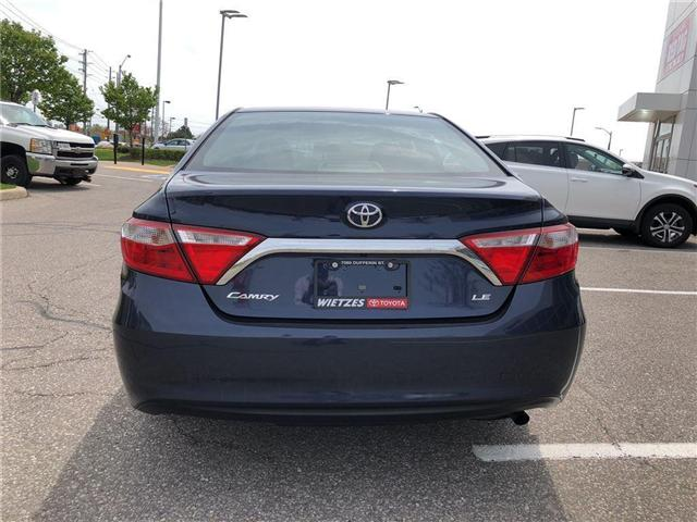 2015 Toyota Camry LE (Stk: U1738) in Vaughan - Image 4 of 20