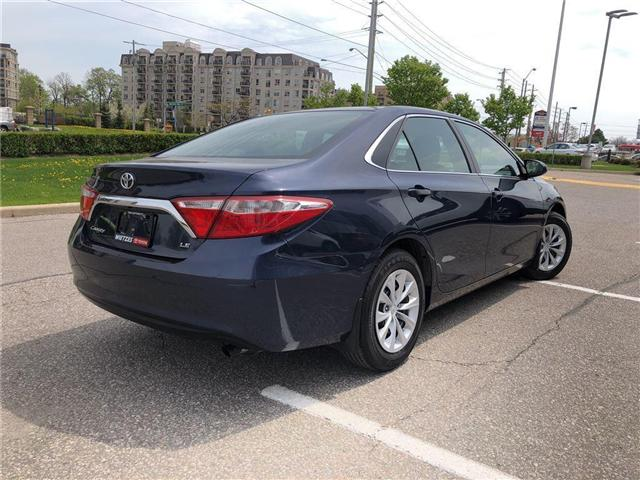 2015 Toyota Camry LE (Stk: U1738) in Vaughan - Image 5 of 20