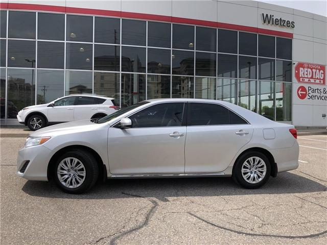 2013 Toyota Camry LE (Stk: U1732) in Vaughan - Image 2 of 19