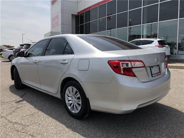 2013 Toyota Camry LE (Stk: U1732) in Vaughan - Image 3 of 19