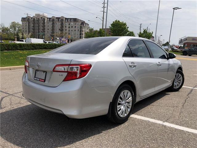 2013 Toyota Camry LE (Stk: U1732) in Vaughan - Image 5 of 19