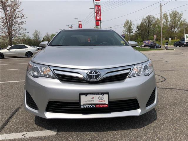 2013 Toyota Camry LE (Stk: U1732) in Vaughan - Image 7 of 19