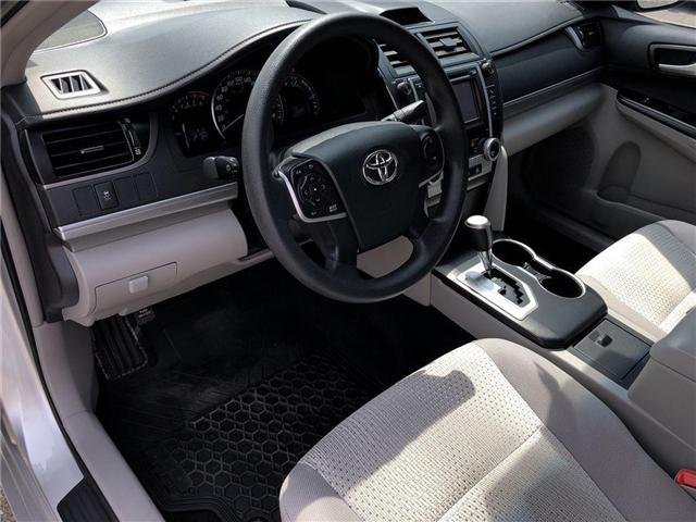 2013 Toyota Camry LE (Stk: U1732) in Vaughan - Image 12 of 19