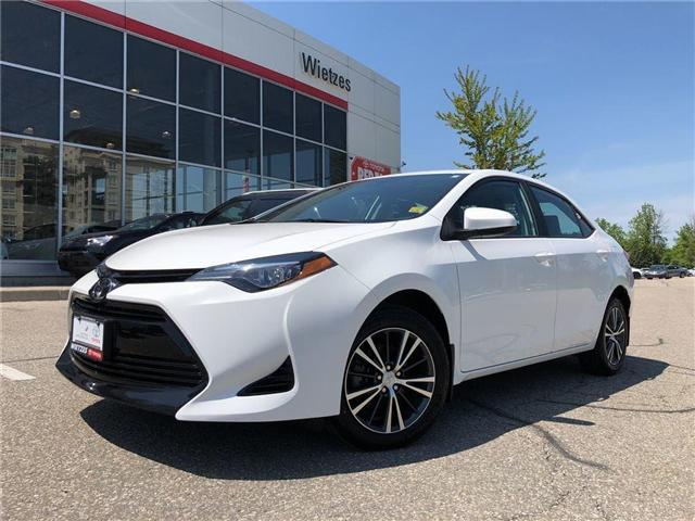 2018 Toyota Corolla LE (Stk: 66361A) in Vaughan - Image 1 of 20