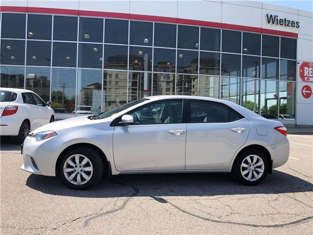 2015 Toyota Corolla LE (Stk: U1725) in Vaughan - Image 2 of 20