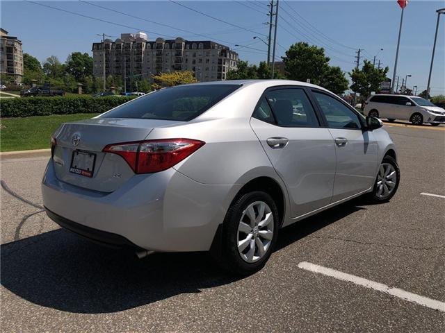 2015 Toyota Corolla LE (Stk: U1725) in Vaughan - Image 5 of 20