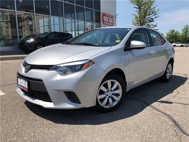 2015 Toyota Corolla LE (Stk: U1725) in Vaughan - Image 8 of 20