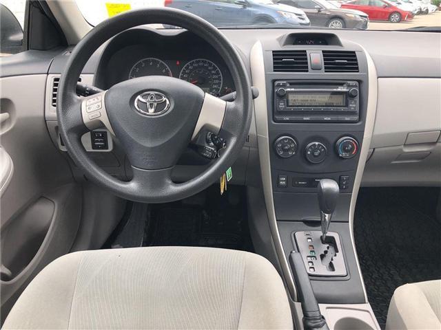 2013 Toyota Corolla CE (Stk: U1762) in Vaughan - Image 10 of 20