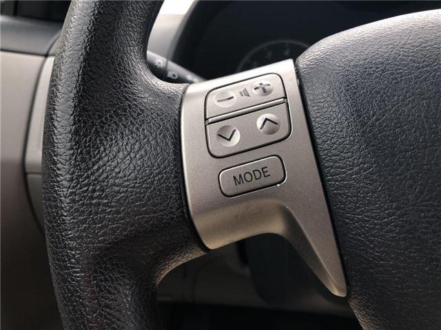 2013 Toyota Corolla CE (Stk: U1762) in Vaughan - Image 11 of 20