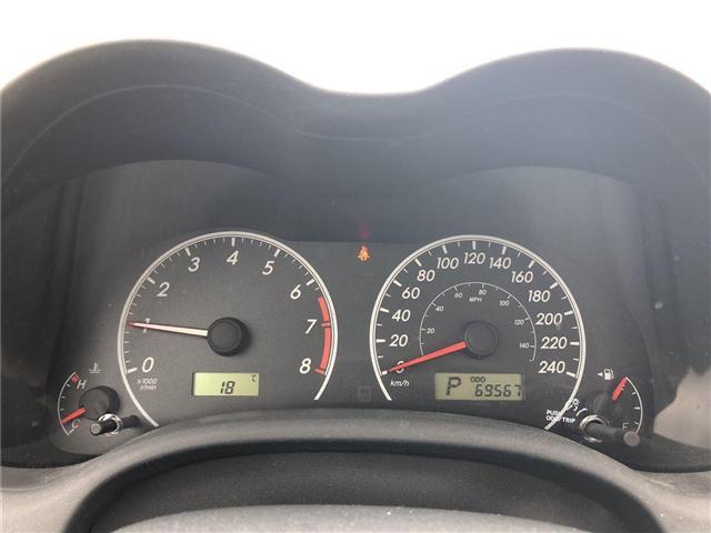 2013 Toyota Corolla CE (Stk: U1762) in Vaughan - Image 12 of 20