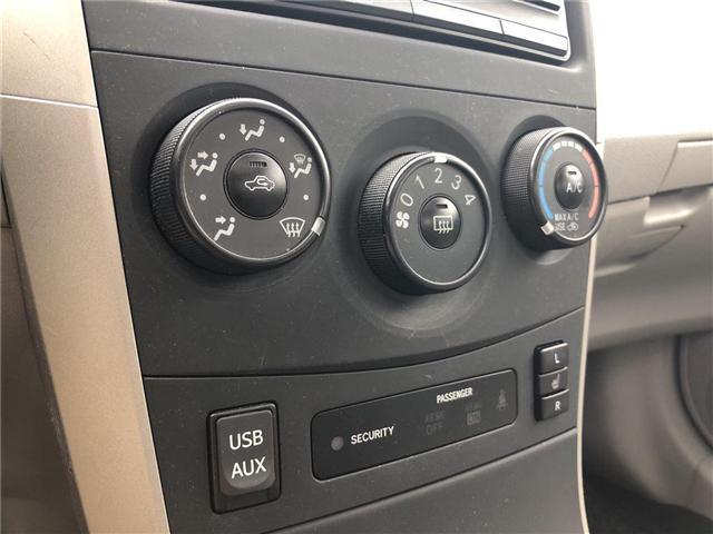 2013 Toyota Corolla CE (Stk: U1762) in Vaughan - Image 14 of 20