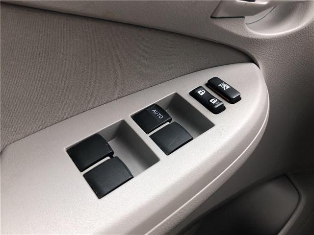 2013 Toyota Corolla CE (Stk: U1762) in Vaughan - Image 17 of 20