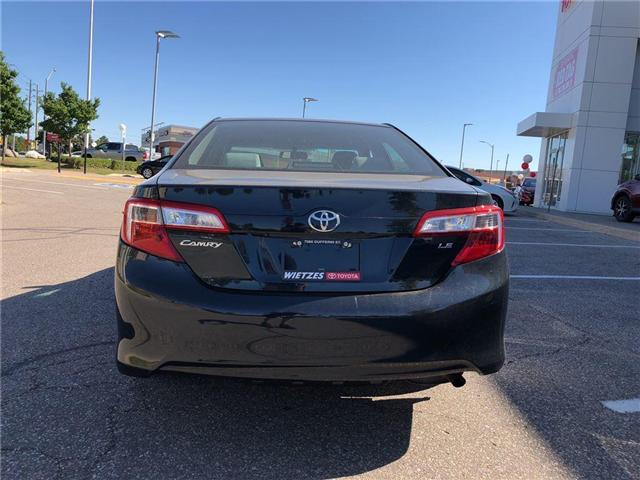 2014 Toyota Camry LE (Stk: U1753) in Vaughan - Image 4 of 21