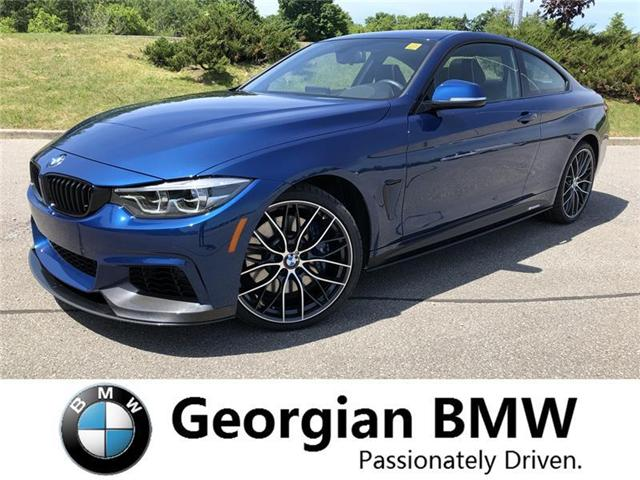 2018 BMW 440 i xDrive (Stk: P1316) in Barrie - Image 1 of 21