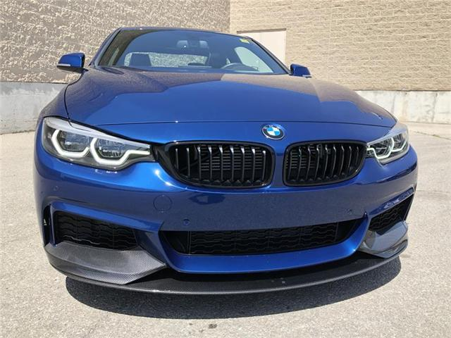 2018 BMW 440 i xDrive (Stk: P1316) in Barrie - Image 2 of 21