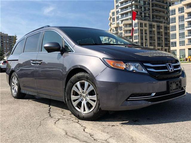 2015 Honda Odyssey EX (Stk: 180938P) in Richmond Hill - Image 1 of 12