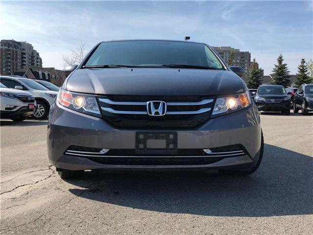 2015 Honda Odyssey EX (Stk: 180938P) in Richmond Hill - Image 2 of 12