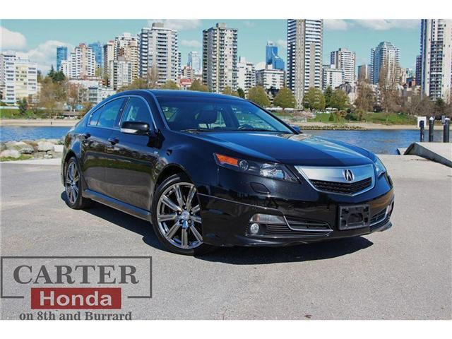 2014 Acura TL A-Spec (Stk: B00100) in Vancouver - Image 1 of 24