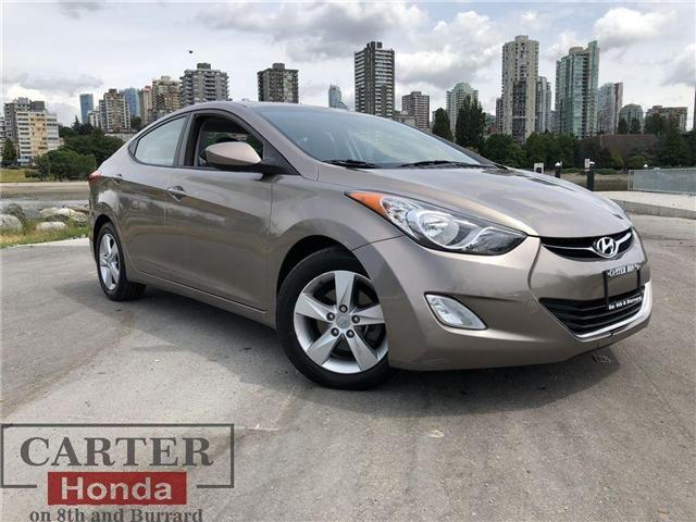 2013 Hyundai Elantra  (Stk: B74800A) in Vancouver - Image 1 of 24