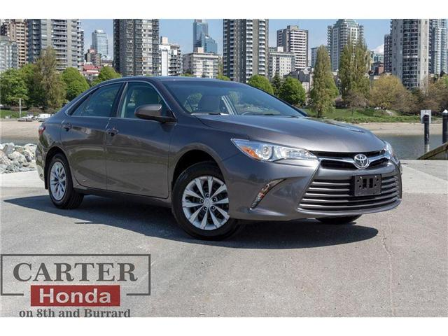 2017 Toyota Camry  (Stk: B23930) in Vancouver - Image 1 of 27