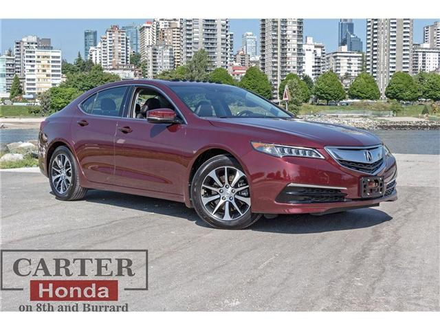 2016 Acura TLX Tech (Stk: B09040) in Vancouver - Image 1 of 24