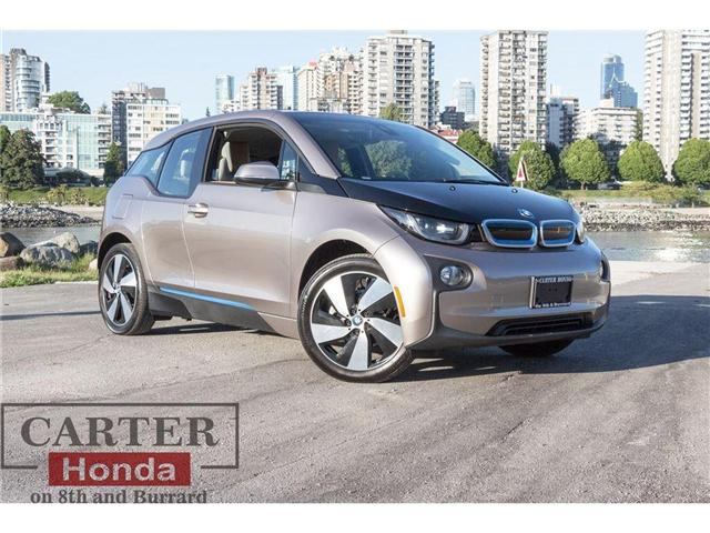 2014 BMW i3 Base (Stk: B38230) in Vancouver - Image 1 of 23