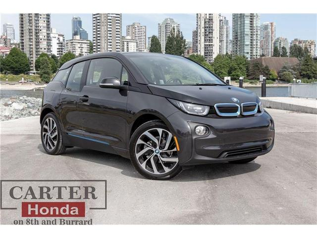 2015 BMW i3 Base (Stk: B60860) in Vancouver - Image 1 of 23