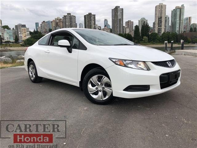 2013 Honda Civic LX (Stk: B35950) in Vancouver - Image 1 of 25
