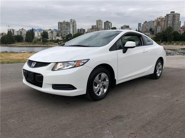 2013 Honda Civic LX (Stk: B35950) in Vancouver - Image 2 of 25