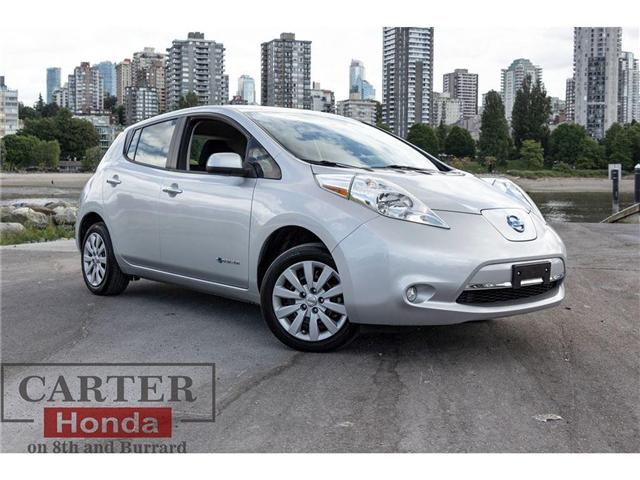 2015 Nissan LEAF  (Stk: B69900A) in Vancouver - Image 1 of 26
