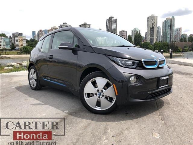 2014 BMW i3 Base (Stk: B38560) in Vancouver - Image 1 of 26