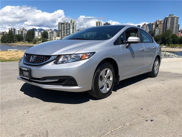 2014 Honda Civic LX (Stk: 3J10061) in Vancouver - Image 2 of 26