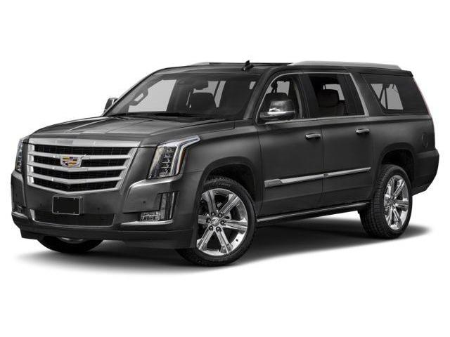 2018 Cadillac Escalade ESV Premium Luxury (Stk: K8K086) in Mississauga - Image 1 of 9