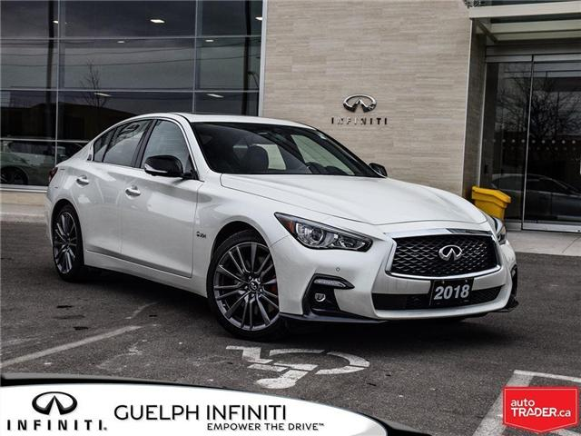 2018 Infiniti Q50  (Stk: I6449) in Guelph - Image 1 of 23