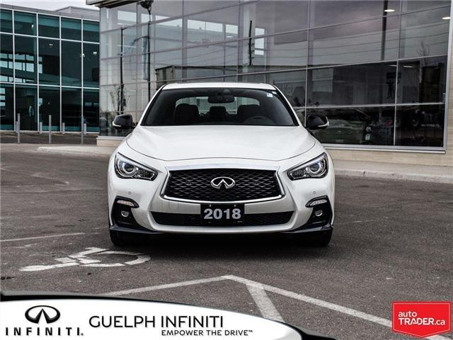 2018 Infiniti Q50  (Stk: I6449) in Guelph - Image 2 of 23